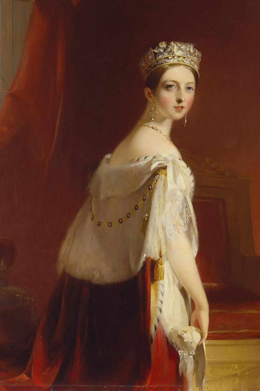 La reine Victoria d'Angleterre