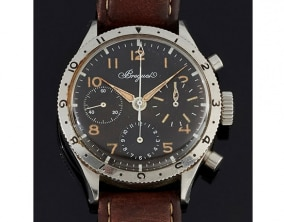 Breguet acquiert un chronographe Type XX de 1957 pour son musée