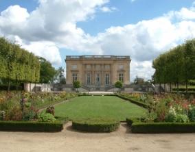 The Petit Trianon of Versailles
