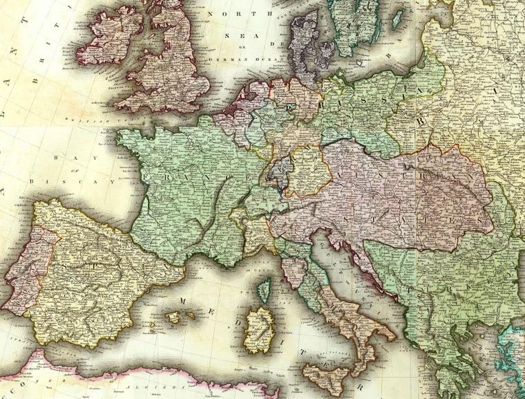 文学作品中的宝玑时计 1824 - 1863