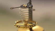 Breguet balance-spring