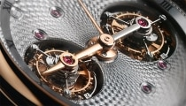 Twin Tourbillon