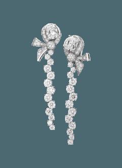Boucles d'oreilles Le Temple de l'Amour GJE21BB01.9001