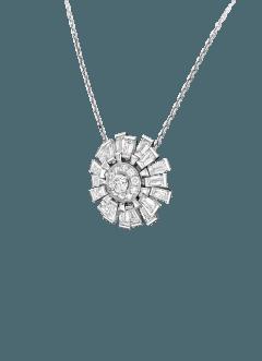 Pendentif Petite Fleur GJE26BB04.9001