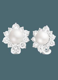 Boucles d'oreilles Perles Impériales GJ29BB019D5