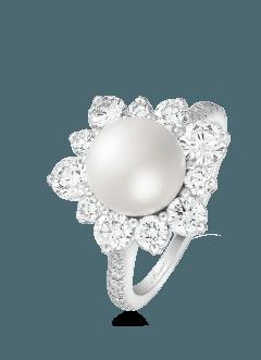 Bague Perles Impériales GJ29BB059D5**