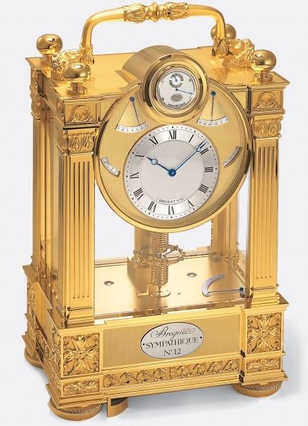 Sympathique clock