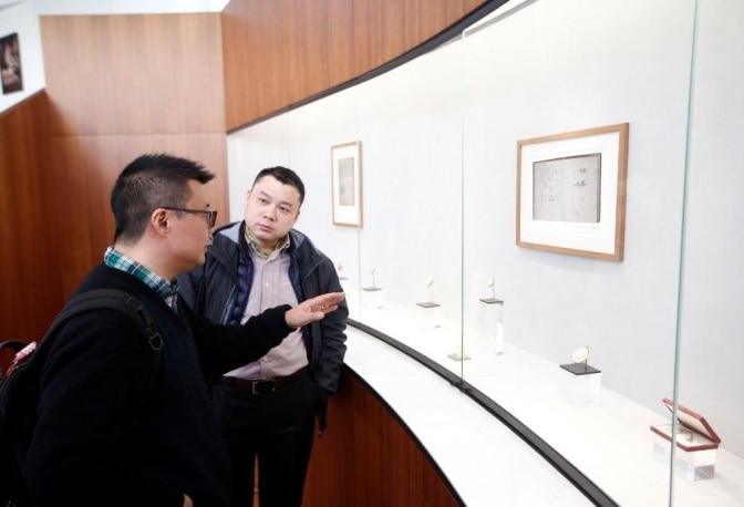 上海:宝玑博物馆私享鉴赏