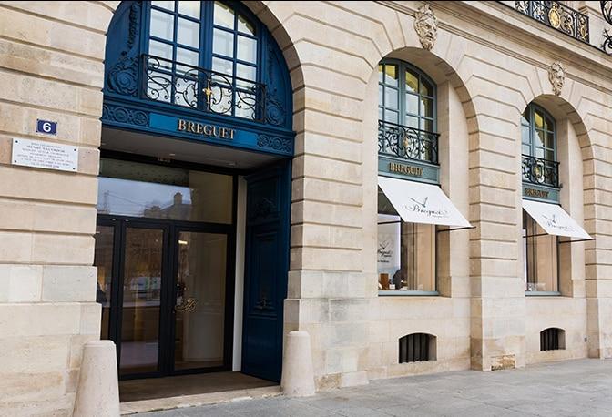 Breguet celebrates the Marine collection in Paris