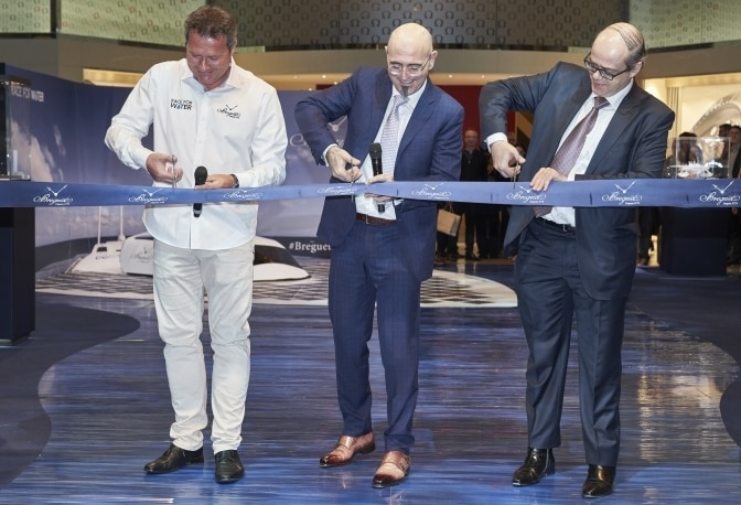 Breguet Embarks on a New Odyssey with Race for Water