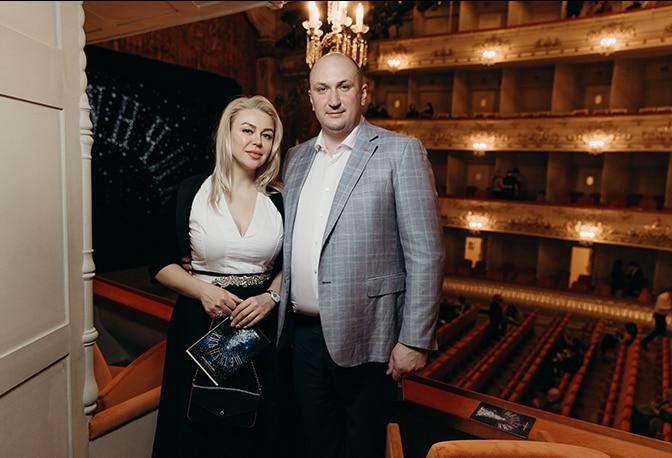 Breguet et la Russie célèbre la Reine de Naples Ballerine
