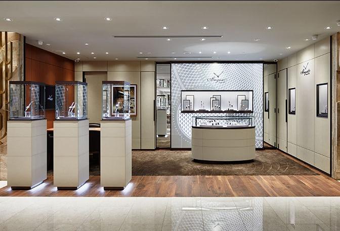 Breguet ouvre une nouvelle boutique à Tokyo