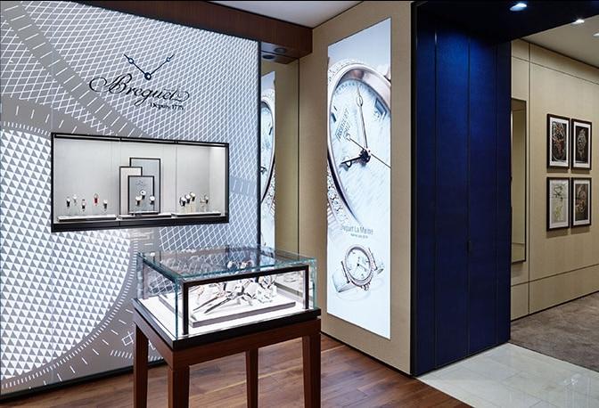 Une nouvelle Boutique Breguet voit le jour au Japon