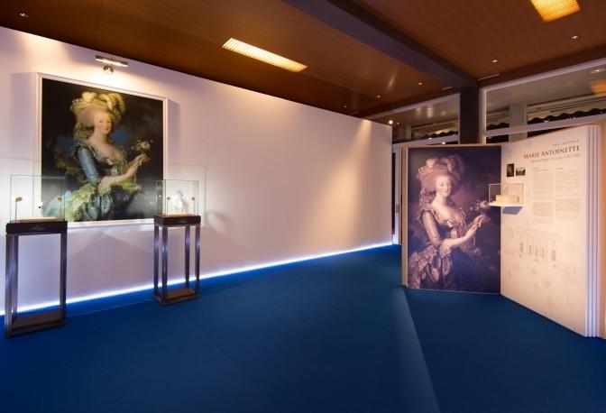 « Marie-Antoinette, a Queen in Versailles » Exhibition in Tokyo